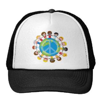Global Children Trucker Hat