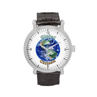 Global Citizen Wrist Watch