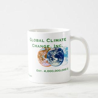 Global Climate Change, Inc. Mug