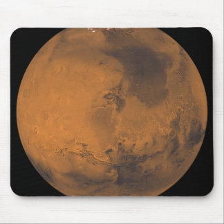 Global Color View of Mars Mouse Pad