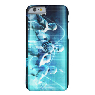 Global Conference Concept as a Abstract Background Barely There iPhone 6 Case