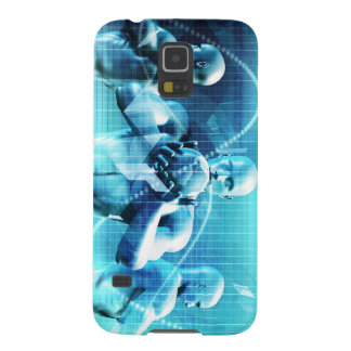 Global Conference Concept as a Abstract Background Case For Galaxy S5