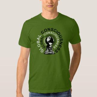 Global Consciousness Organic Shirt