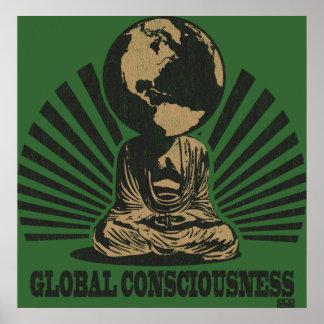 Global Consciousness Poster