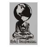 Global Consciousness Posters