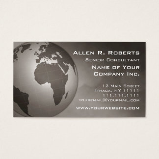 international trade business cards templates zazzle