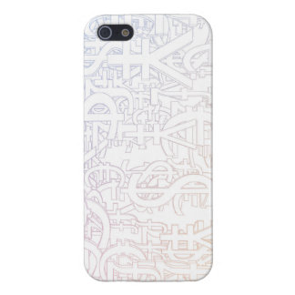 Global Currencies Background as a Currency Pattern Case For iPhone SE/5/5s