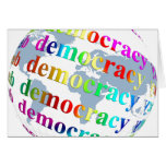 Global Democracy Card