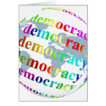 Global Democracy Card