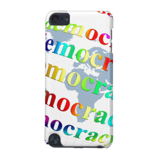 Global Democracy iPod Touch 5G Case