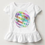 Global Democracy Toddler T-shirt