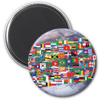 Global Diversity #1 Magnet