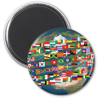 Global Diversity #2 Magnet