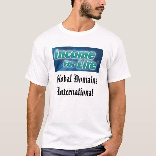 Global Domains International T Shirt
