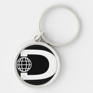 Global Domination Icon Keyring Keychain