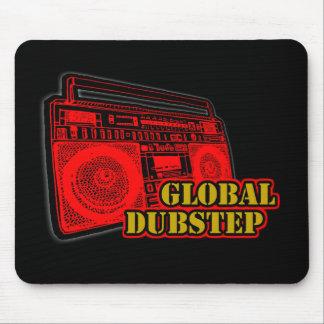 GLOBAL DUBSTEP MOUSEPADS