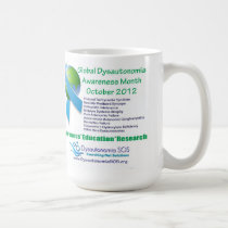 Global Dysautonomia Awareness Month 2012 MUG