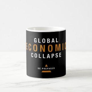 Global Economic Collapse Coffee Mug
