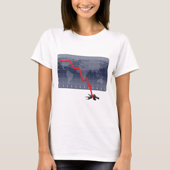 Global Economic Crisis T-Shirt