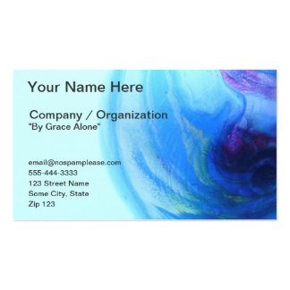 Global Economy Double-Sided Standard Business Cards (Pack Of 100)