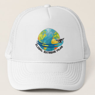 Global Extreme Films Cap (Logo + Color)