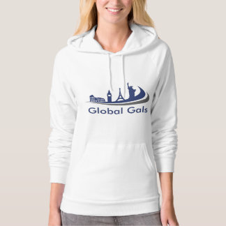 Global Gals Pull-over Hoody