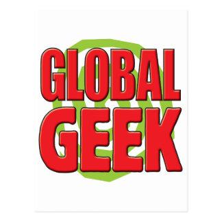 Global Geek Post Cards