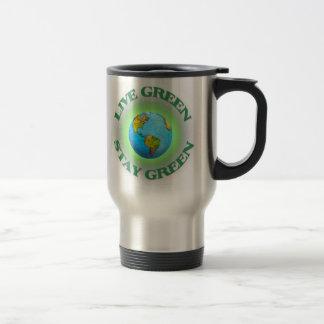 Global Go Green Travelers Mug