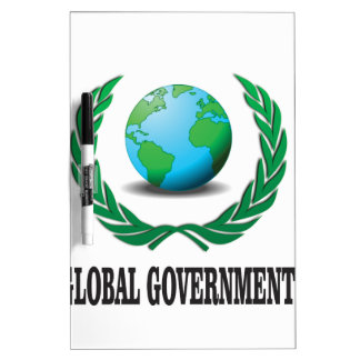 global government Dry-Erase board
