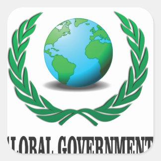 global government square sticker
