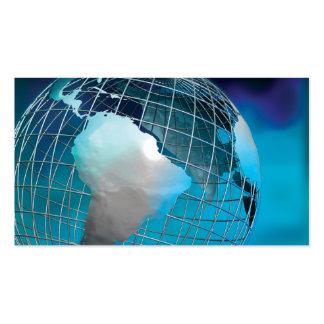 Global Grid Business Card