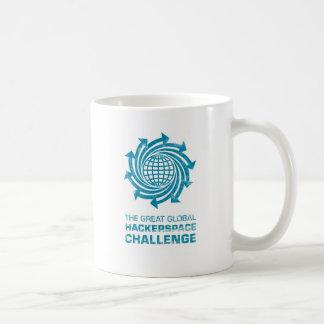Global Hackerspace Gear Classic White Coffee Mug