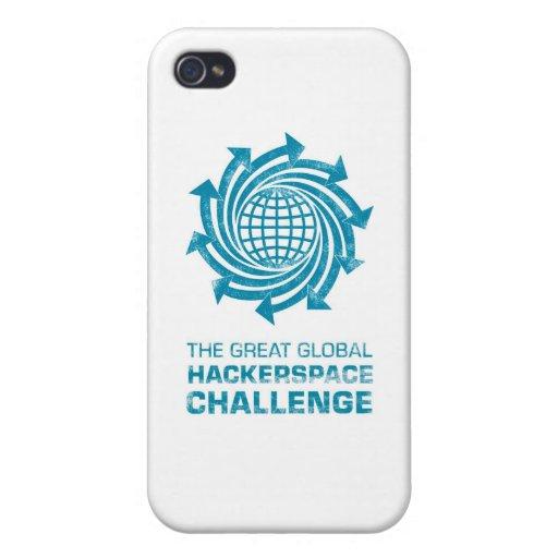 Global Hackerspace Gear iPhone 4 Case