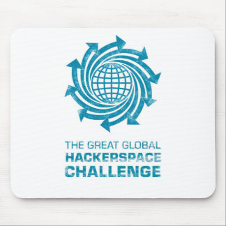 Global Hackerspace Gear Mouse Pad