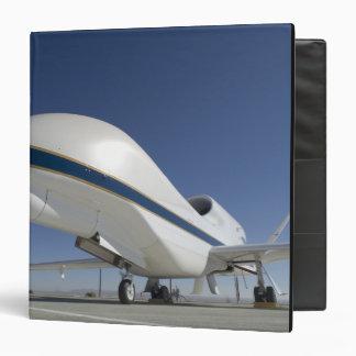Global Hawk unmanned aircraft 2 Binder