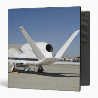 Global Hawk unmanned aircraft Binder