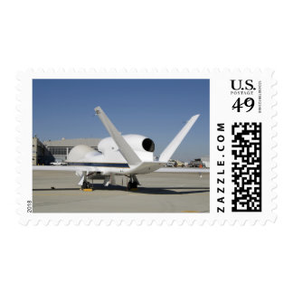 Global Hawk unmanned aircraft Postage Stamp