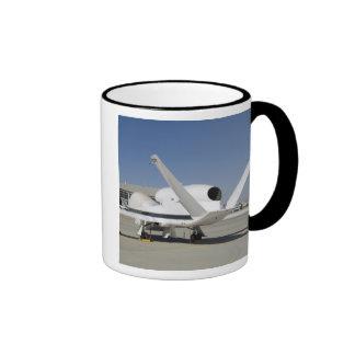 Global Hawk unmanned aircraft Ringer Mug