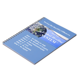 Global Healing System Notebook
