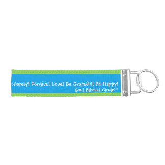 Global Healing System™ Wrist Key Chain