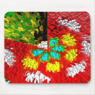 Global Heat year 3000 Mouse Pad