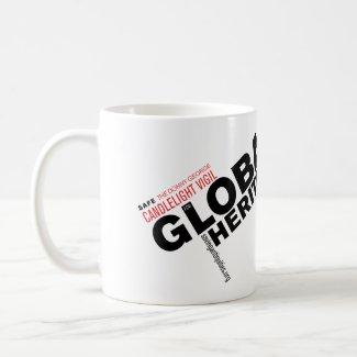 Global Heritage mug (black logo)