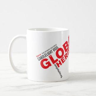Global Heritage mug (red logo)