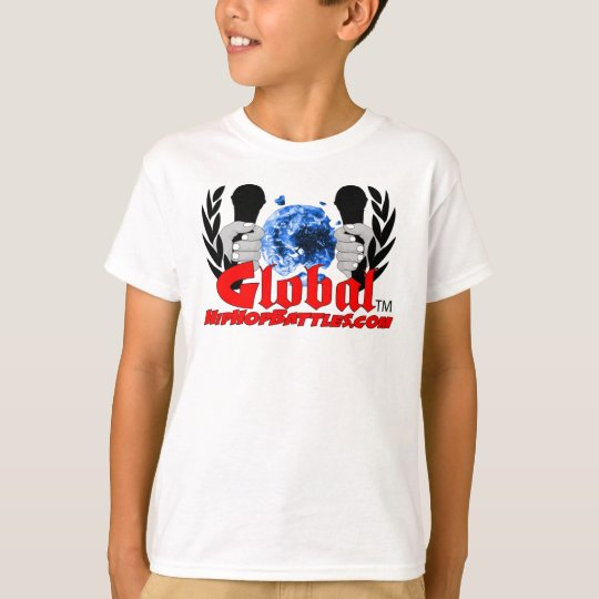 Global hopjpeg1 T-Shirt
