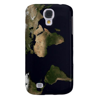 Global image of our world galaxy s4 cover