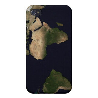 Global image of our world iPhone 4/4S cover