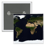 Global image of the world pin
