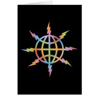 Global Info Disseminator Card