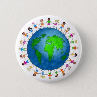 Global Kids Button