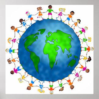 Global Kids Poster